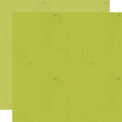 Lily Bee - Double Duch - Stationery Paper - Celery